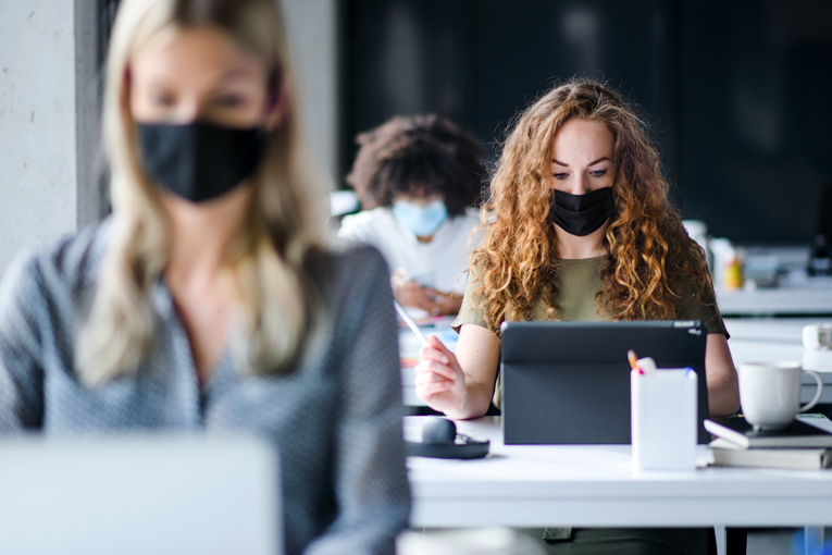 face-mask-office