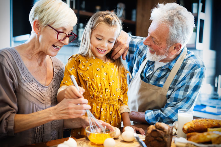Grandparents' Rights: Want access to your grandchild?