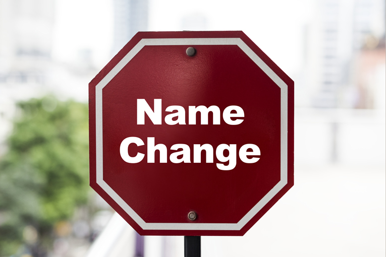 How to change your name after divorce?