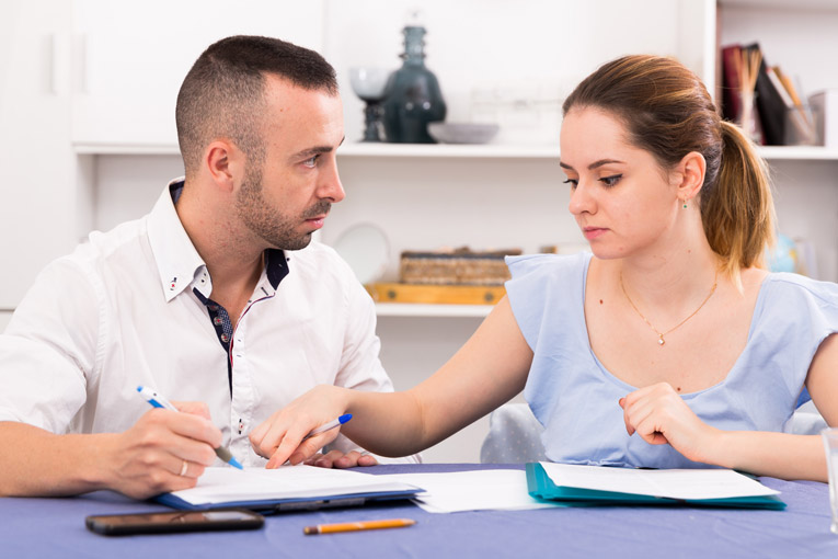 What happens when spouse refuse to sign divorce papers?