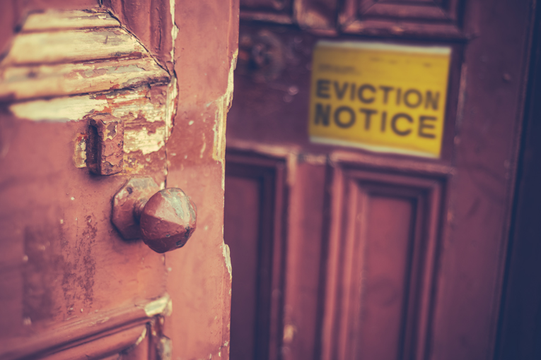 How to evict squatters legally? Do they have rights?
